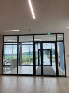 EMBL Heidelberg - Stahltüren